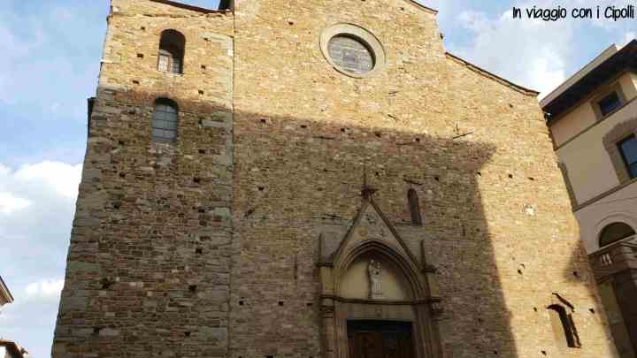 Visitare Firenze Chiesa di Santa Maria Maggiore