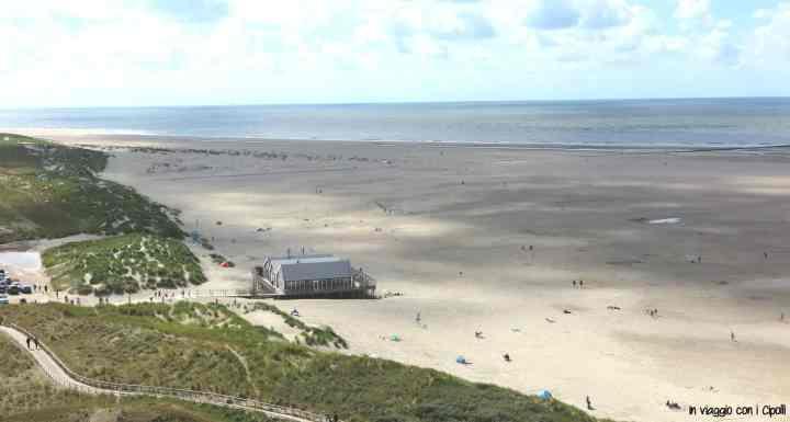 Texel Spiaggia