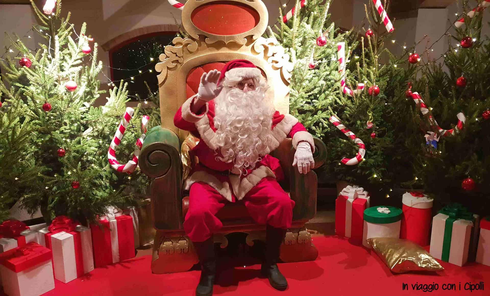 Dove Si Trova In Questo Momento Babbo Natale.Il Villaggio Di Babbo Natale Di Montecatini Terme In Viaggio Con I Cipolli