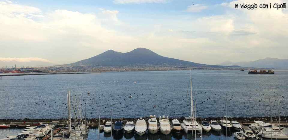 Visitare Napoli Vesuvio