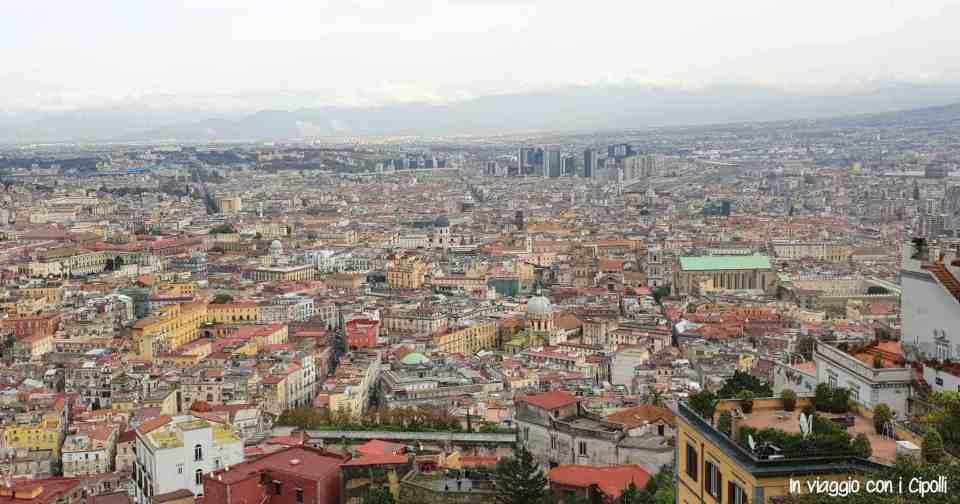 Visitare Napoli Vomero