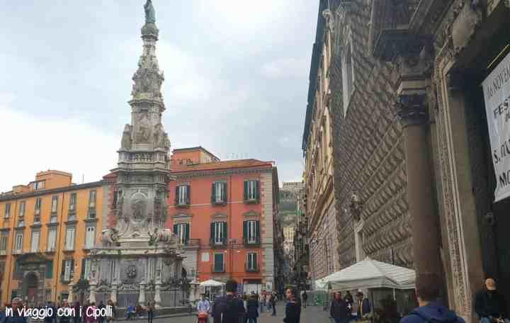 Visitare Napoli centro storico