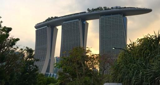 l'albergo più famoso al mondo si trova a Singapore