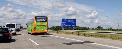 Partire con Flixbus