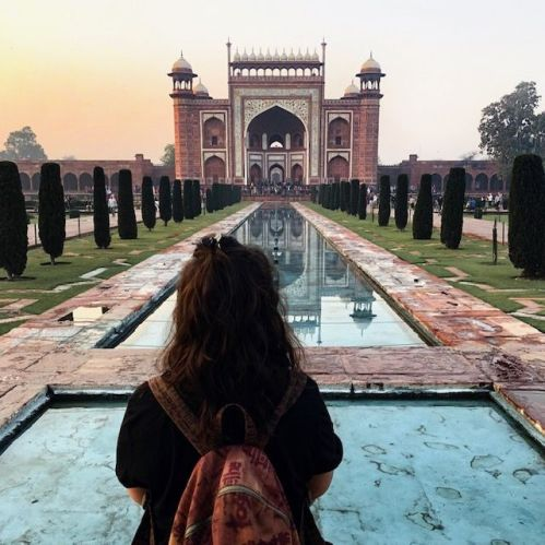 Visitare il Taj Mahal