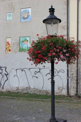 Dettagli di Bratislava (Slovacchia)