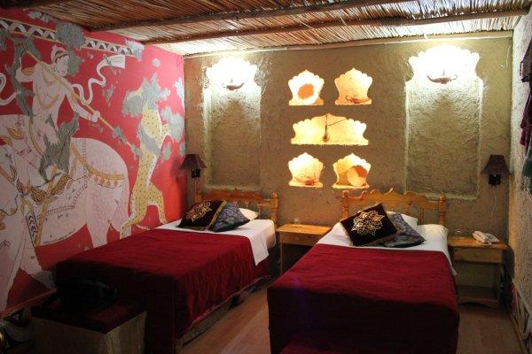Viaggio a Bukhara, Varahsha, la nostra stanza al Amelia Boutique Hotel (Uzbekistan)
