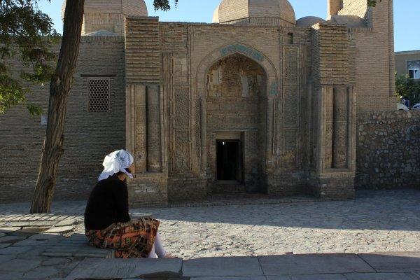 Scorcio di Bukhara (Uzbekistan)