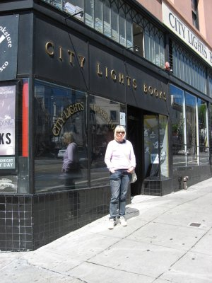 Viaggio a San Francisco, City Lights Bookstore (Stati Uniti)