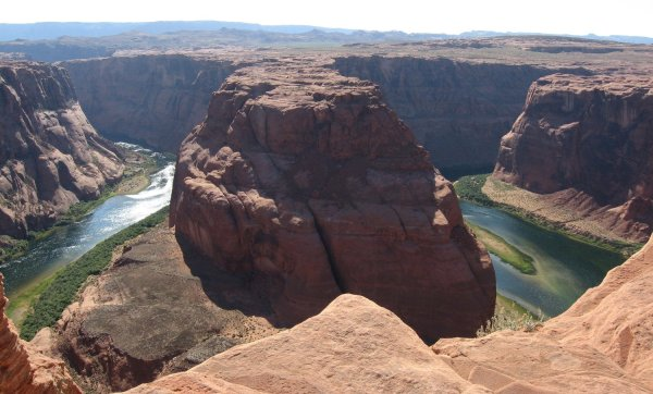Tour dei Parchi, Horseshoebend a Page (Arizona, Stati Uniti)