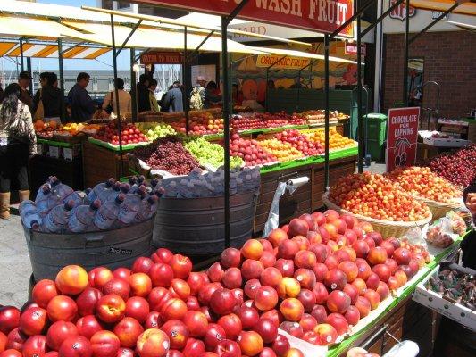 Mercato della frutta e verdura (San Francisco, Stati Uniti)