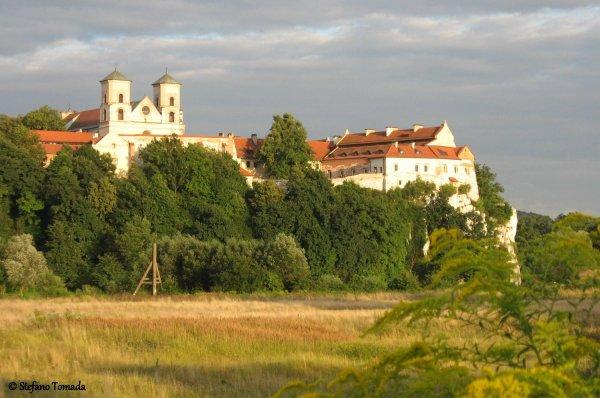Viaggio nei dintorni di Cracovia, Monastero benedettino di Tyniec (Polonia)