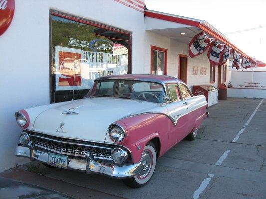 Tour dei Parchi, passeggiando sulla Route 66 a Williams (Arizona, Stati Uniti)