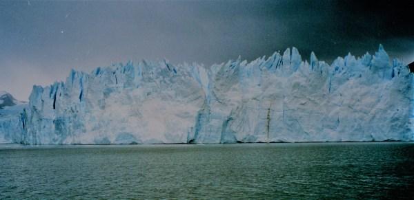 Viaggio in Patagonia, escursione sul Brazo Rico, braccio sud del Perito Moreno (Argentina)