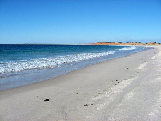 Viaggio in Australia, spiaggia di Cape Leveque (Western Australia, Australia)