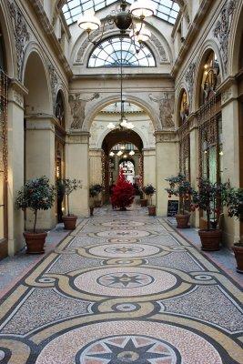 Viaggio a Parigi, Galerie Vivienne (Francia)