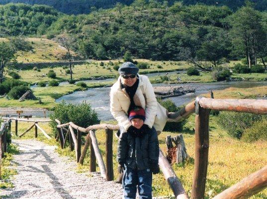 Viaggio in Argentina, escursione nel Parque Nacional Tierra del Fuego (Terra del Fuoco)