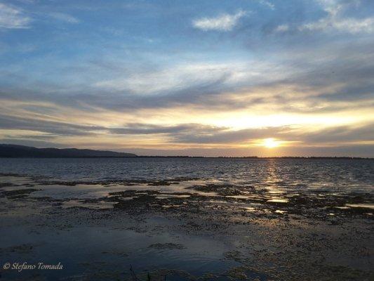 tramonto Orbetello