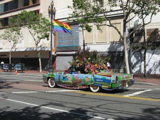 Auto particolare San Francisco