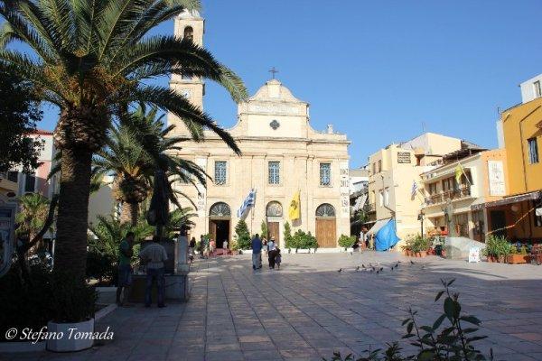 Cattedrale ortodossa Chania Creta