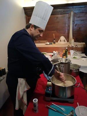 Chef Guerino Auriemma
