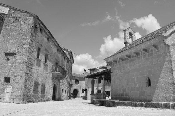 La chiesa della Madonna a Gračišće (Gallignana) in Istria