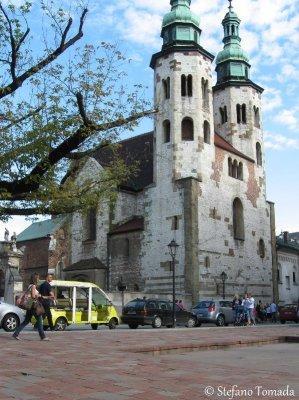 Chiesa Sant'Andrea Cracovia
