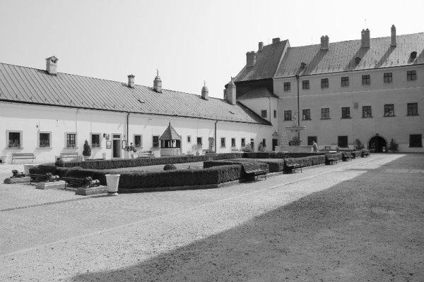 Červený Kameň Castello Slovacchia