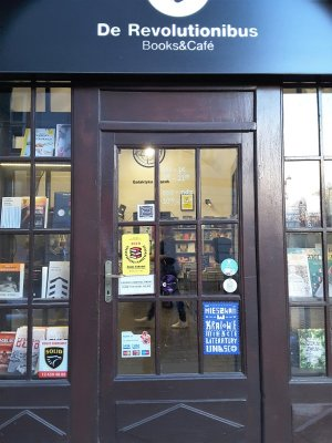 De Revolutionibus Book Café Cracovia