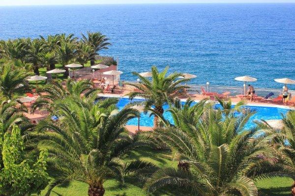 Piscina Europa Resort Pánormo Creta