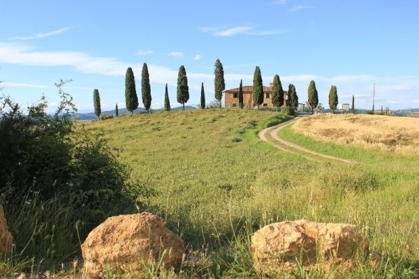 I Cipressini Pienza Toscana