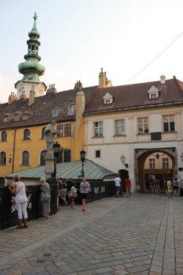 Michalská veža Bratislava