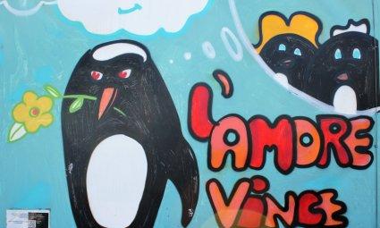 Arte di strada Parco Moretti Udine