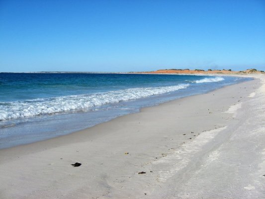 Spiaggia Cape Leveque Australia