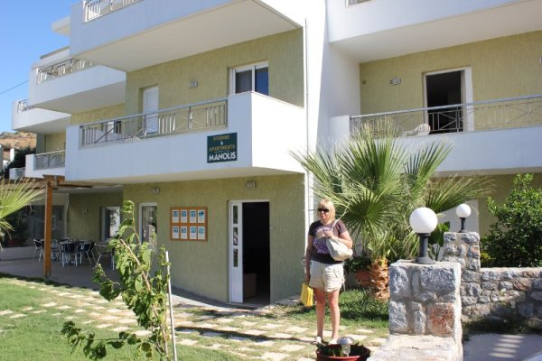 Studios Apartments Manolis Plakias