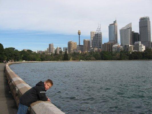 Skyline Sidney