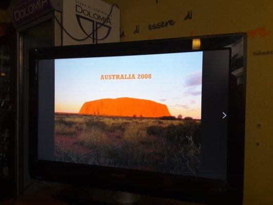 La visione delle foto del viaggio in Australia di Stefano Tomada a Conversando di Viaggi a Udine