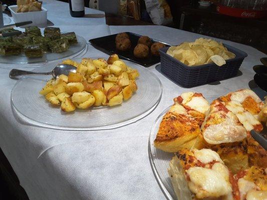 Buffet Osteria la Ciacarade Udine
