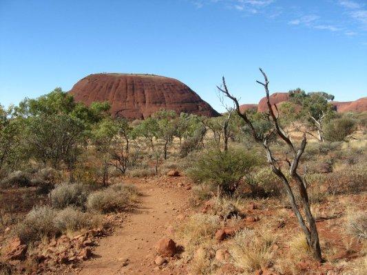 Valley of the Winds Walk Kata Tjuta Australia