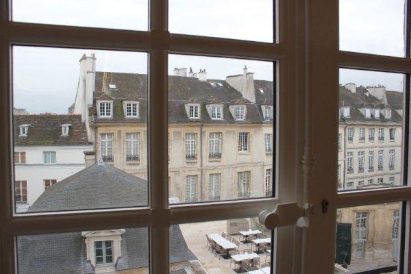 Panorama Parigi da Museo Picasso