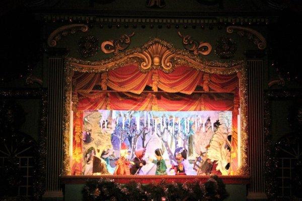Teatro Marionettes du Champ de Mars Parigi