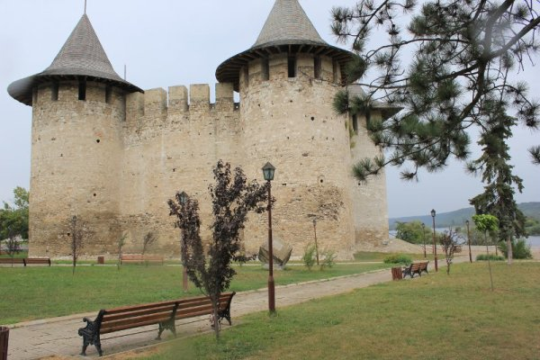 Fortezza Soroca Moldova