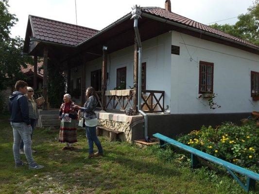 Casa museo Părintească Palanca Moldova