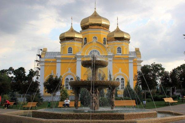 Cattedrale ortodossa San Giovanni Battista Comrat Gagaùzia