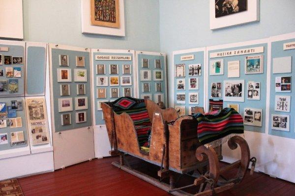 Cimeli museo etnografico Beşalma Gagaùzia