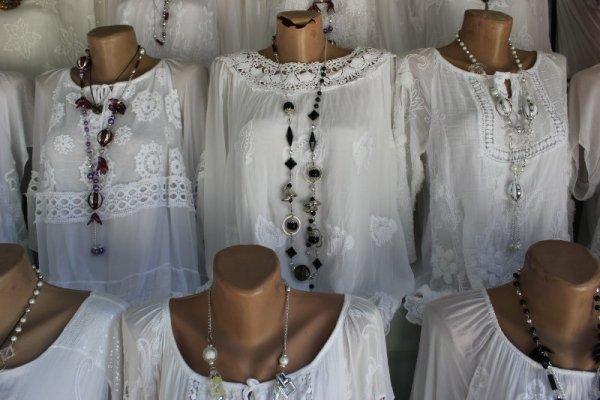 Mercato coperto tessuti Mostar