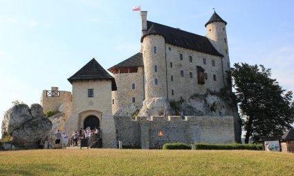 Castello Bobolice Polonia