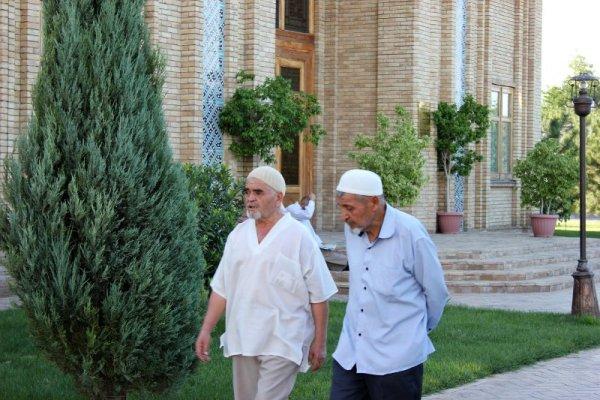 Fedeli Khast Imom Tashkent