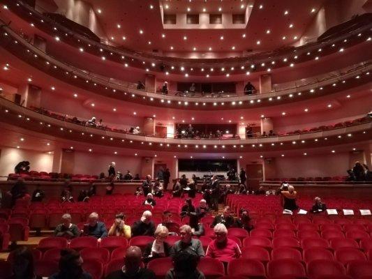 Interno Teatro Nuovo Giovanni da Udine