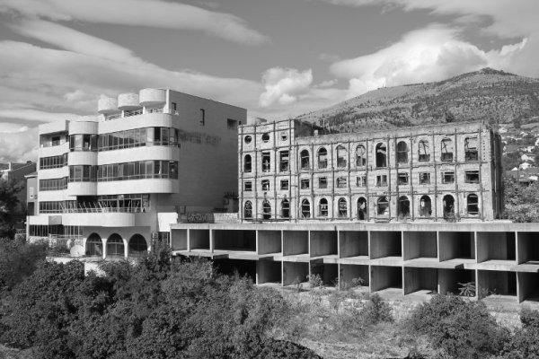 Ex Hotel Neretva Mostar